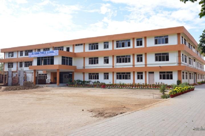 St Kabir Public School-Campus-View