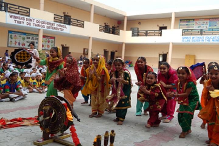 St Kabir Public School-Events dance