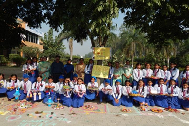 St Kabir Public School-Events diwali
