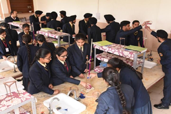 St Kabir Public School-Laboratory chemistry