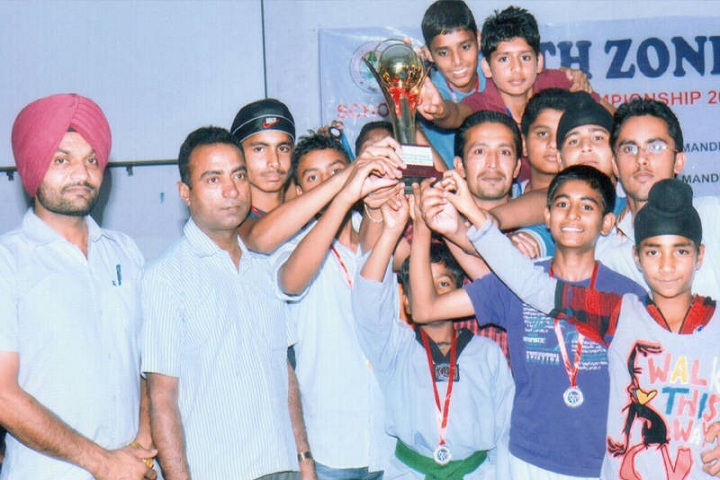 St Attri Public School-Achievement