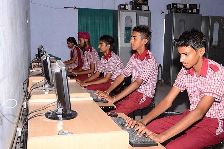 St Attri Public School-Computer Lab