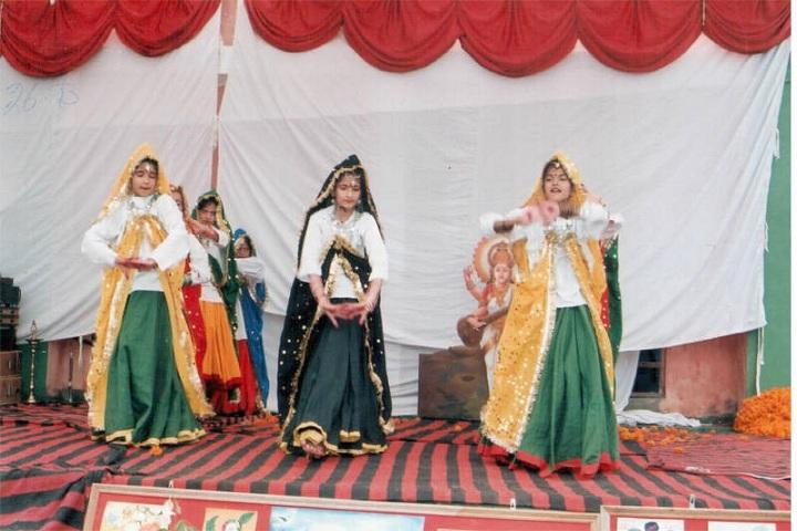St Attri Public School-Cultural Program