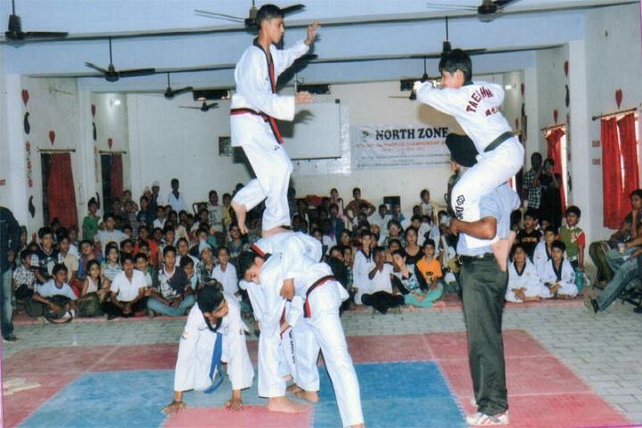 St Attri Public School-Karate