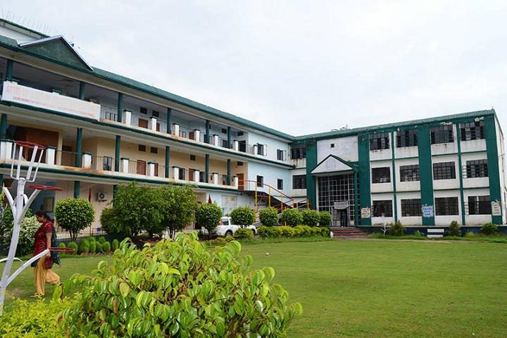 St Attri Public School-School Building