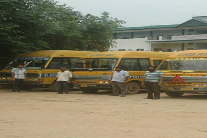 St Attri Public School-Transport