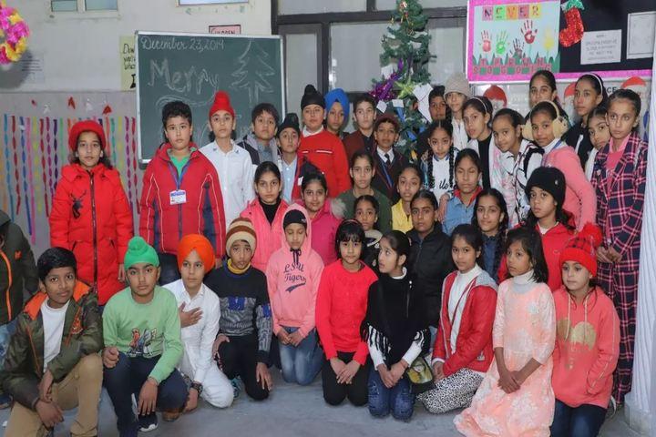 St Joseph School-Christmas celebrations