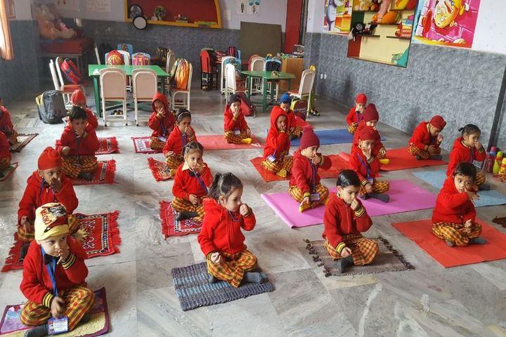 St Joseph School-Yoga