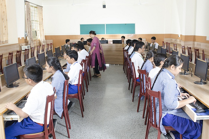 St Josephs Convent Secondary School-Computer Lab