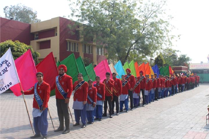 St Josephs Convent Secondary School-Investiture Ceremony