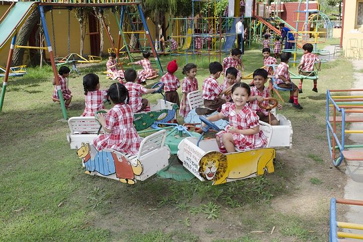 St Josephs Convent Secondary School-Kids Playarea