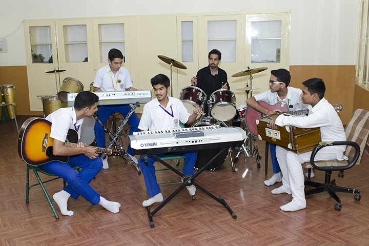 St Josephs Convent Secondary School-Music room