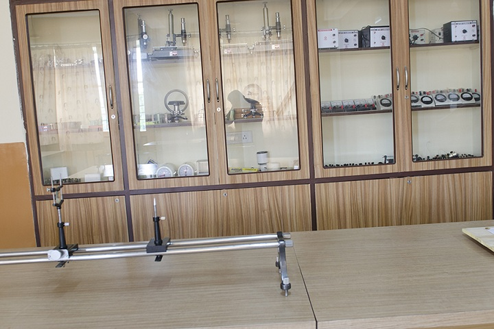 St Josephs Convent Secondary School-Physics Lab