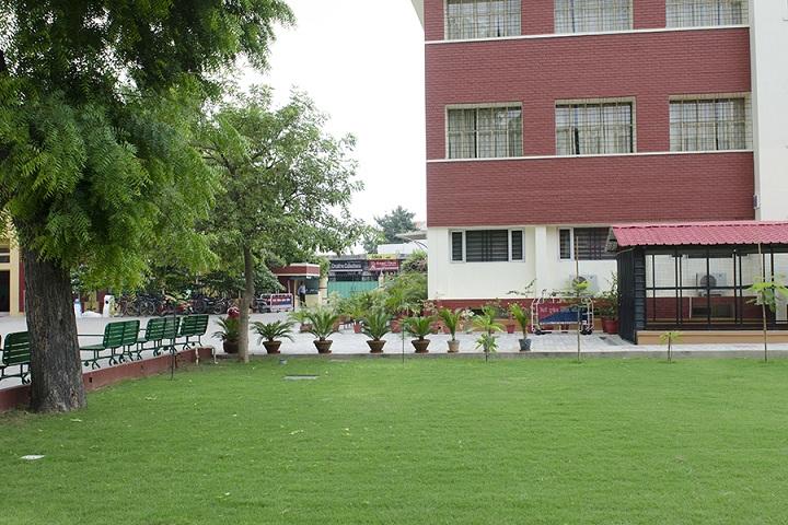 St Josephs Convent Secondary School-Playground