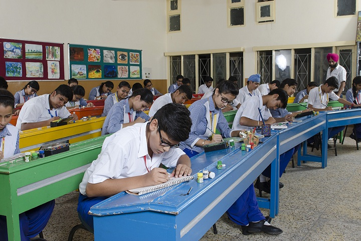 St Josephs Convent Secondary School-Art & Craft