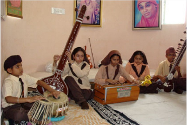 St Kabir Academy- Music Room