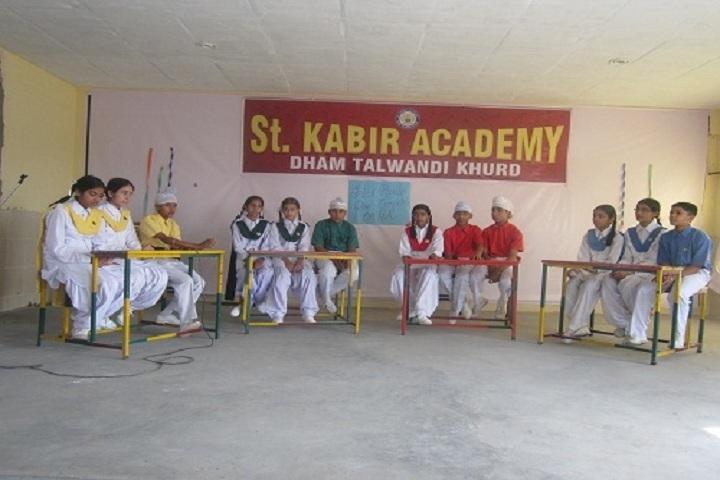 St Kabir Academy- Quiz Competition
