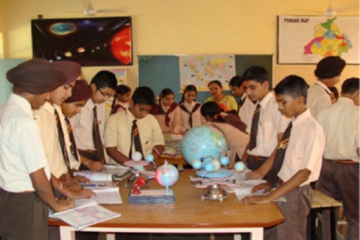 St Kabir Academy- Socio Science Lab