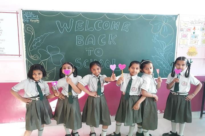St Kabir Convent School-Classroom Activity