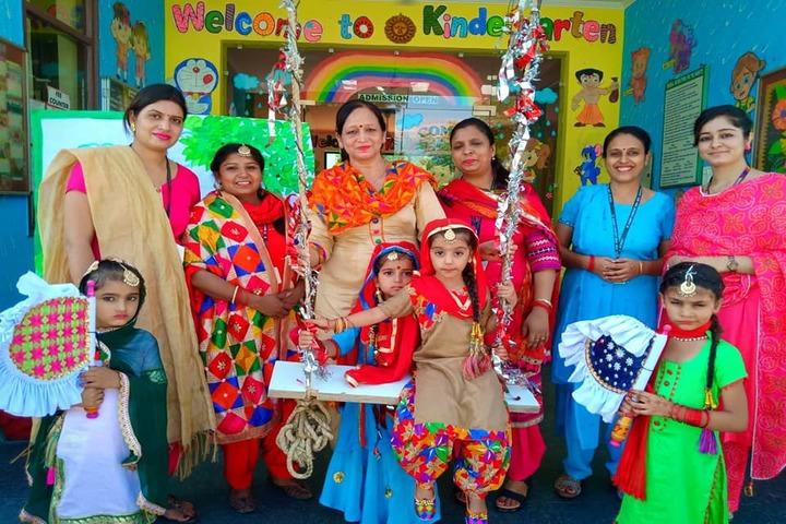 St Kabir Convent School-Cultural Fest