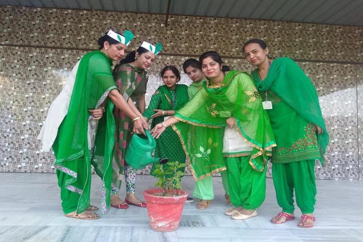 St Kabir Convent School-Environment Day