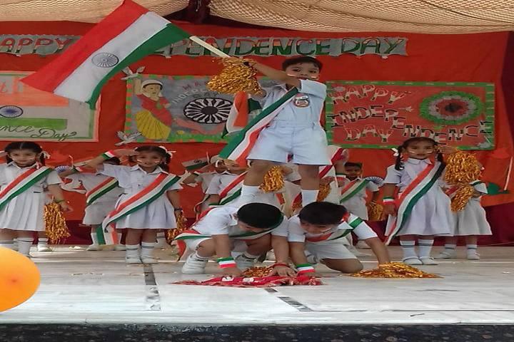 St Kabir Convent School-Independence Day