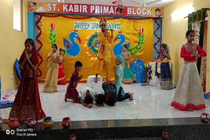 St Kabir Convent School-Krishnastami Celebrations