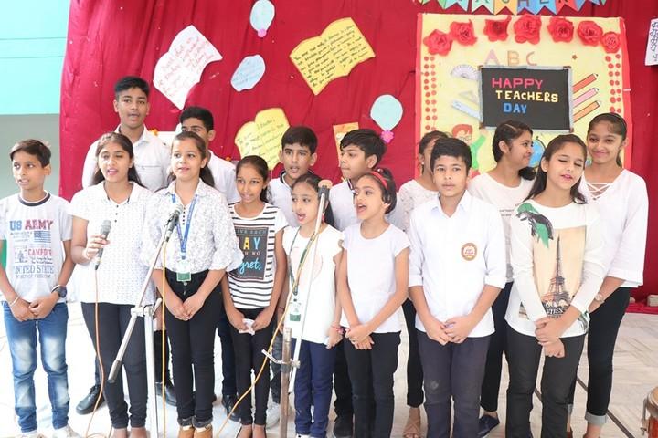 St Kabir Convent School-Music Activity