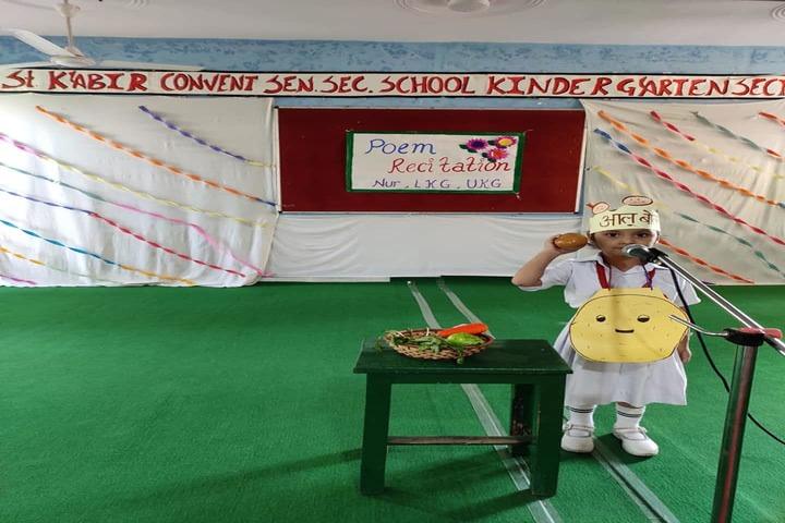 St Kabir Convent School-Recitation