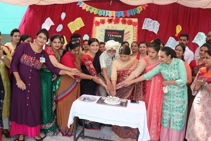 St Kabir Convent School-Teaachers Day