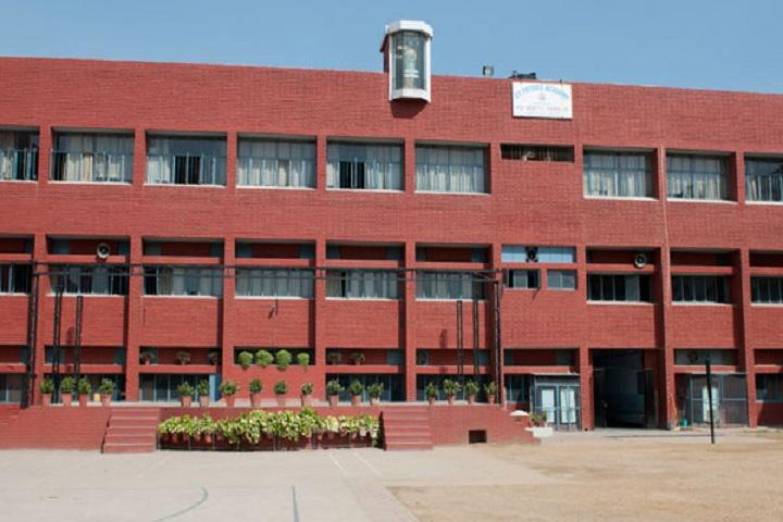 St Peters Academy-School View