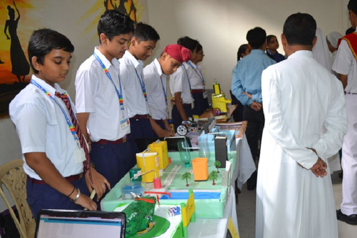 St Peters Academy-Science Exhibition