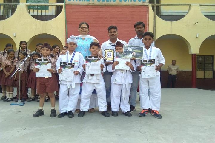 St Soldier Divine Public School-Achievements