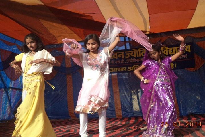 Jeevan Jyoti Vidyalaya-Cultural Day