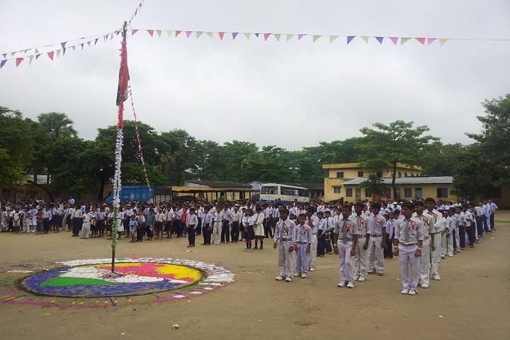 Jeevan Jyoti Vidyalaya-Independence Day