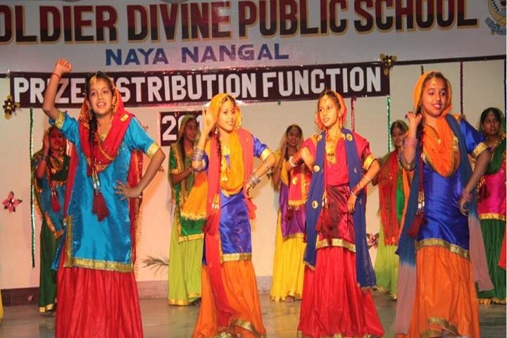 St Soldier Divine Public School Naya Nangal-Annual Day