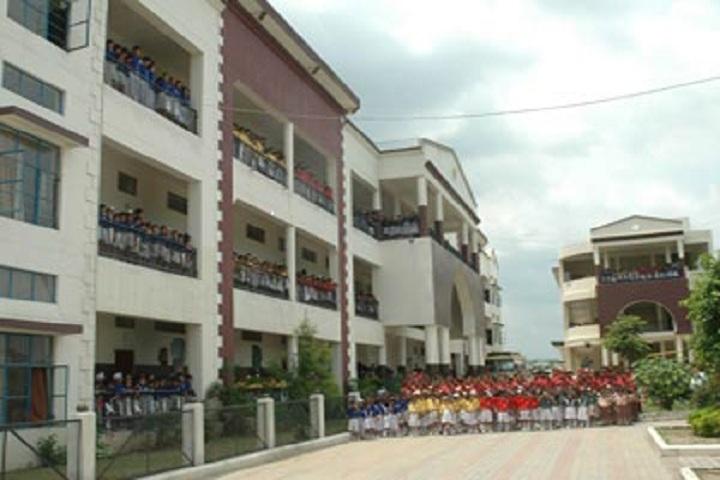 St Soldier Divine Public School Naya Nangal-School View