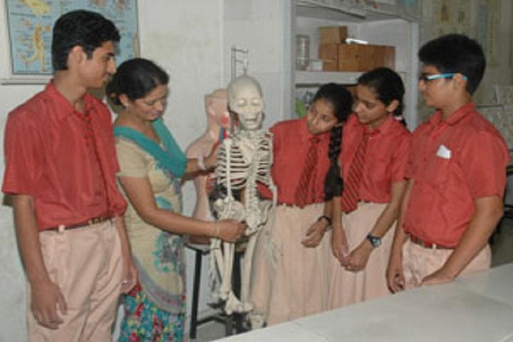 St Soldier Divine Public School Naya Nangal-Science Lab
