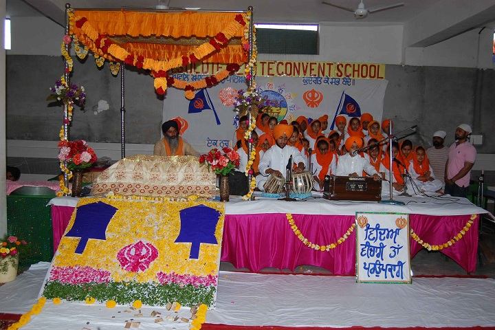 St Soldier Elite Convent School Chawinda Devi-Celebration