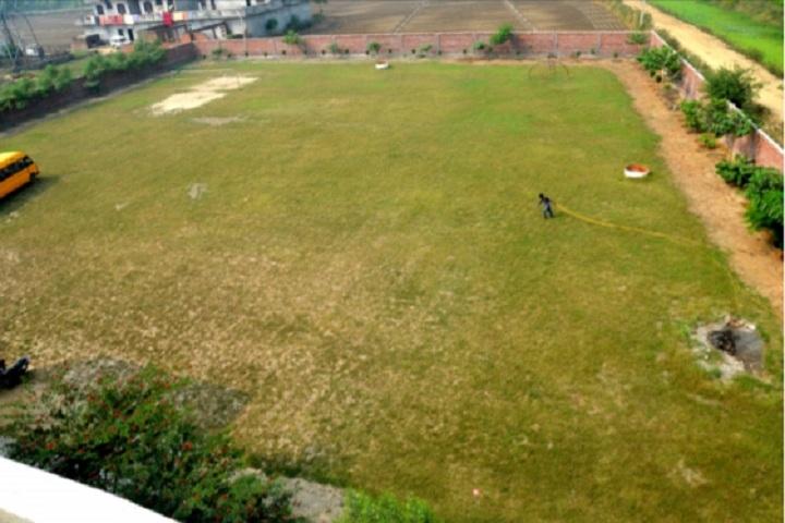 St Soldier Elite Convent School Chawinda Devi-Playground