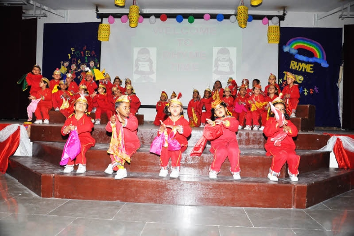 St Soldier International Convent School-Annual Day