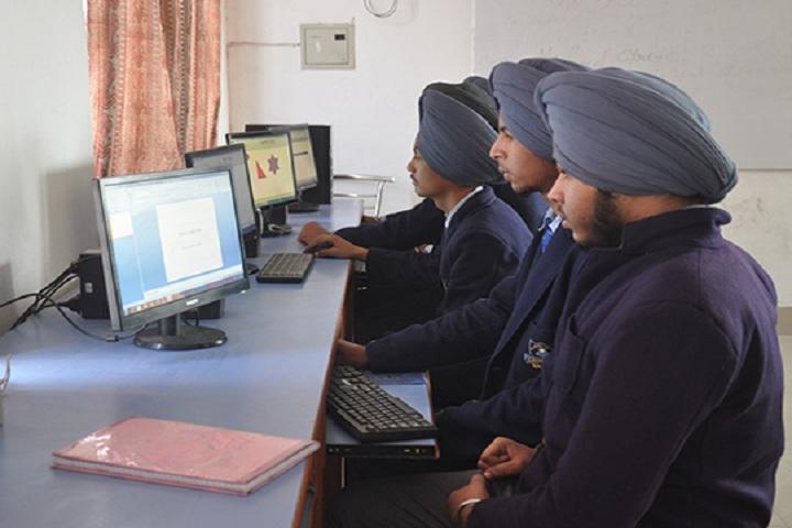 St Soldier Modern School-Computer Lab