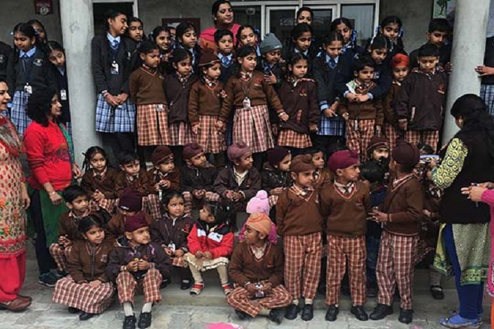 St Soldier Modern School-Holi Celebration