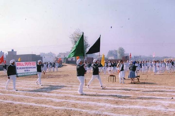 St Soldier Modern School-School Activity