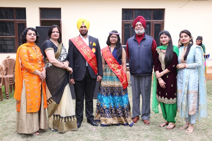 St Soldier Paradise Public School-Investiture Ceremony