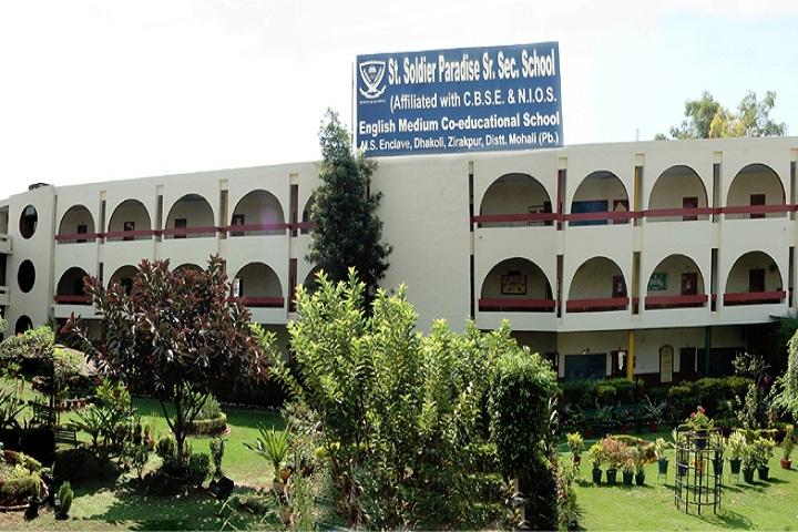 St Soldier Paradise Public School-School Building