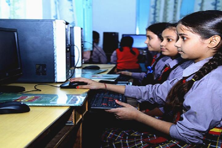 St Thomas Senior Secondary School-Computer Lab