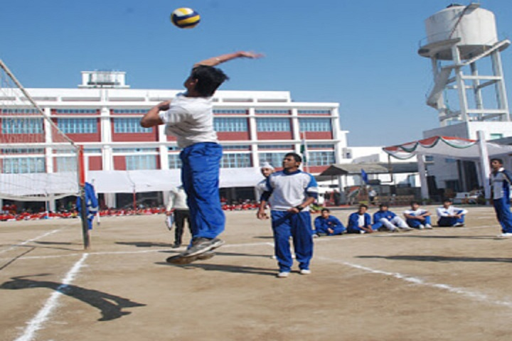 St Thomas Senior Secondary School-Sports