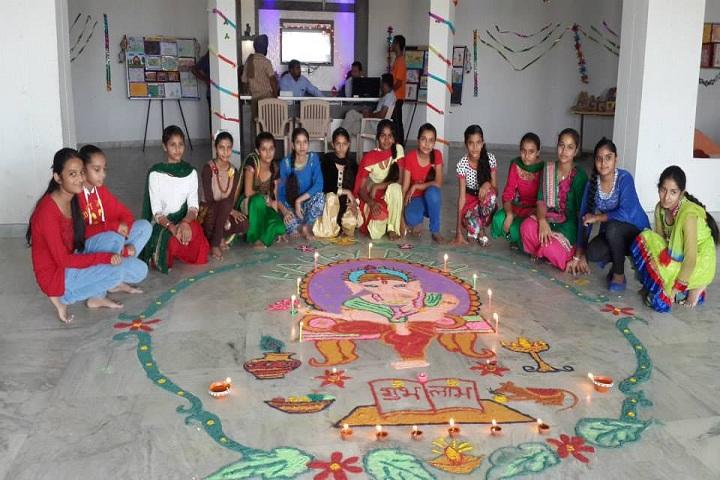 St Xaviers International School-Diwali Celebration