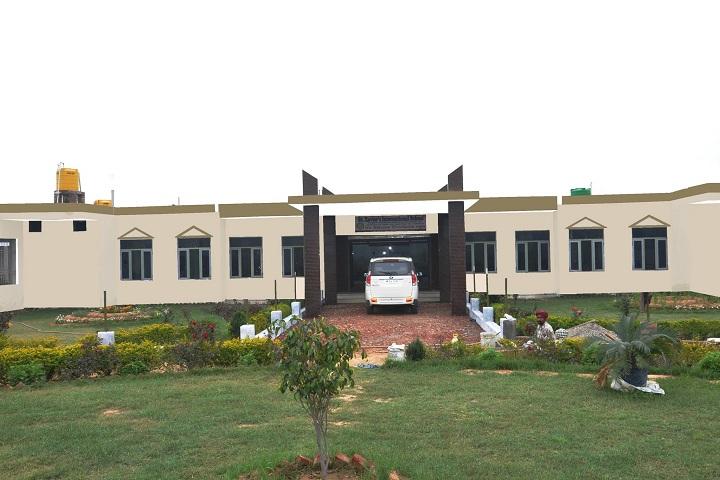 St Xaviers International School-School Building